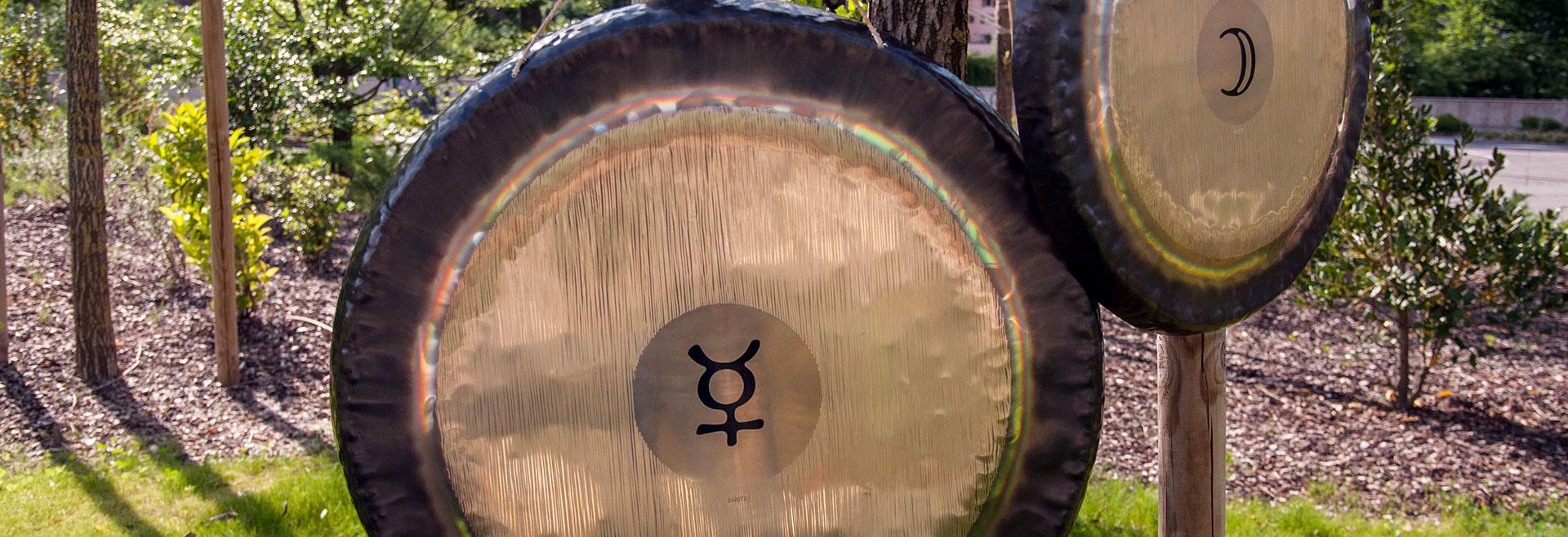 gong bagno di suono